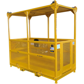PB-5594 2,000 lbs Capacity Personnel Lifting Basket