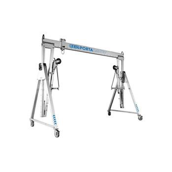 PortaGantry | Aluminum A-Frame by REID Lifting