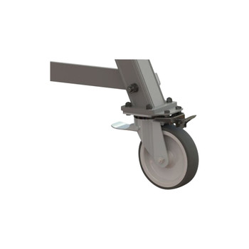 PortaGantry 90° Directional Lock Castor