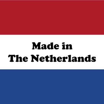 20' Synthetic Binder Chain w/Hooks & Ratchet Binder | 10T Lashing Capacity | Netherlands