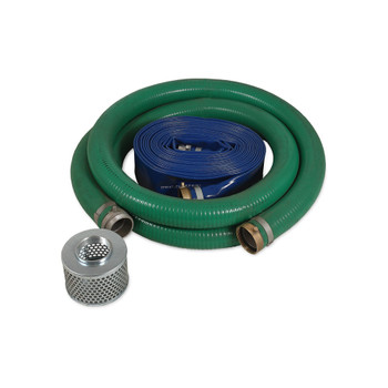 """3"""" Suction and Discharge Kit by Mi-T-M"""