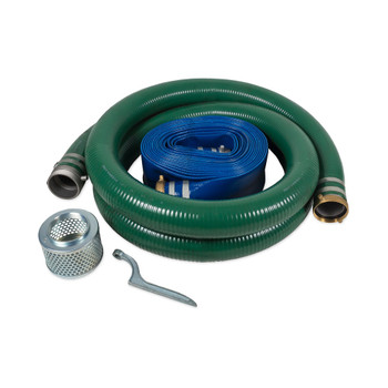 "4"" Suction and Discharge Kit by Mi-T-M"