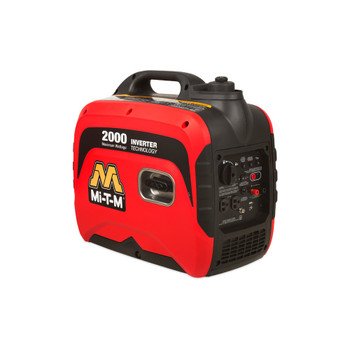 2000-Watt Gasoline Inverter Generator by Mi-T-M