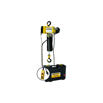 OZ500EC Electric Chain Hoist by OZ Lifting Products