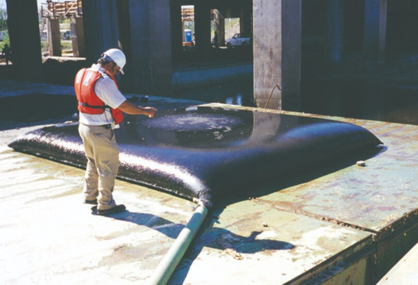 Ultratech Dewatering Bag, Oil & Sediment Model (American Made)