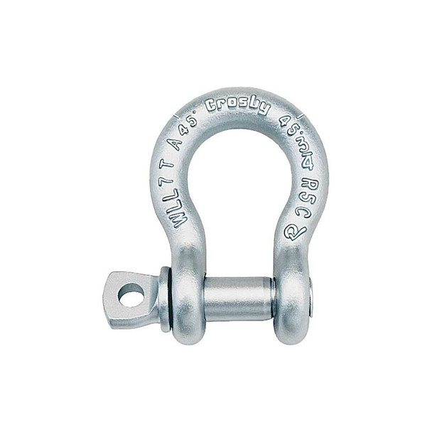 G209A Crosby Alloy Screw Pin Anchor Shackle (USA)