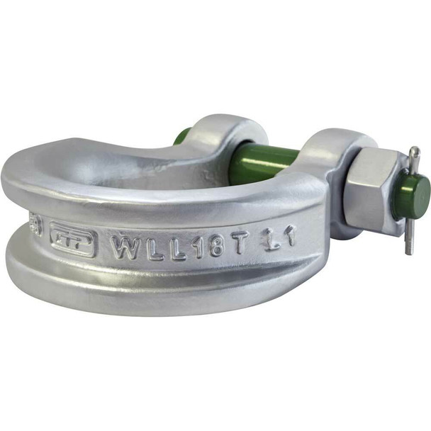 P-6033 Van Beest Green Pin Sling Shackle