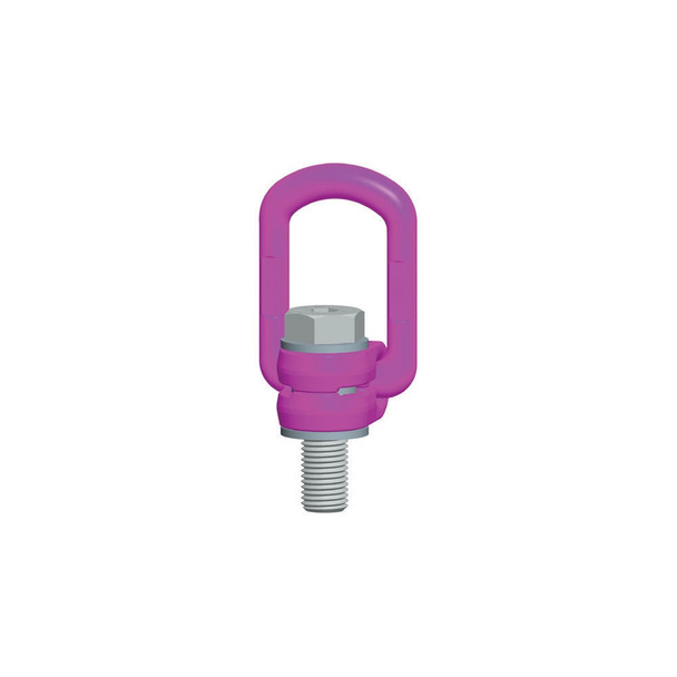 VLBG-Plus Metric Swivel Hoist Ring (Short Bolt) by RUD
