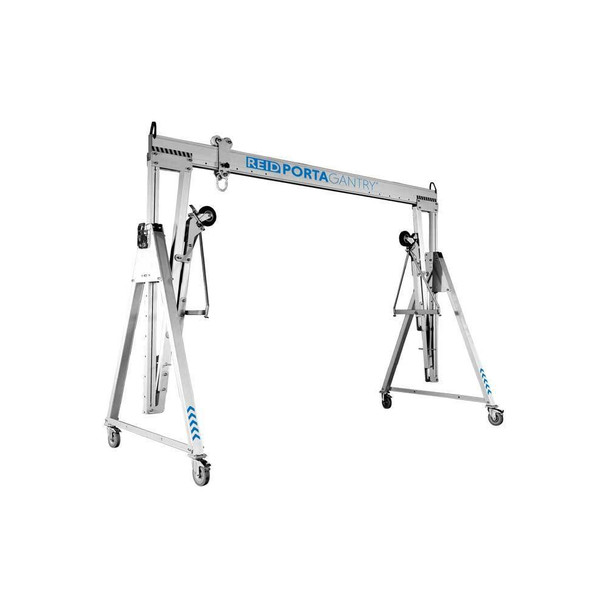 PortaGantry | Aluminum A-Frame by REID Lifting