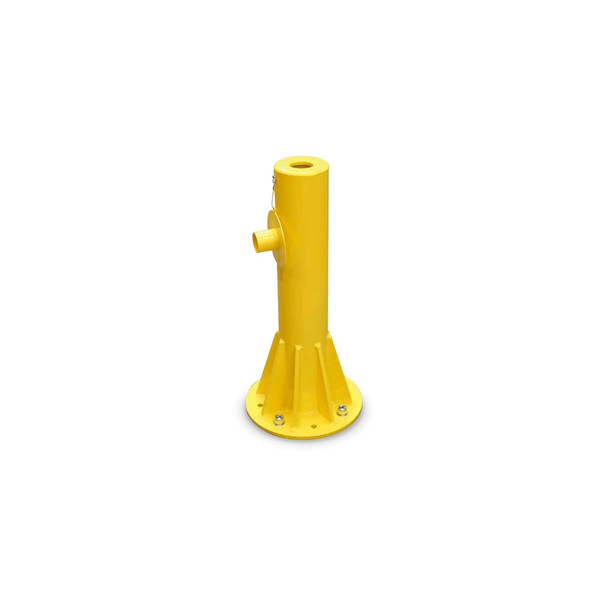 Painted Finish Top Mount Socket for Davit Cranes by REID Lifting