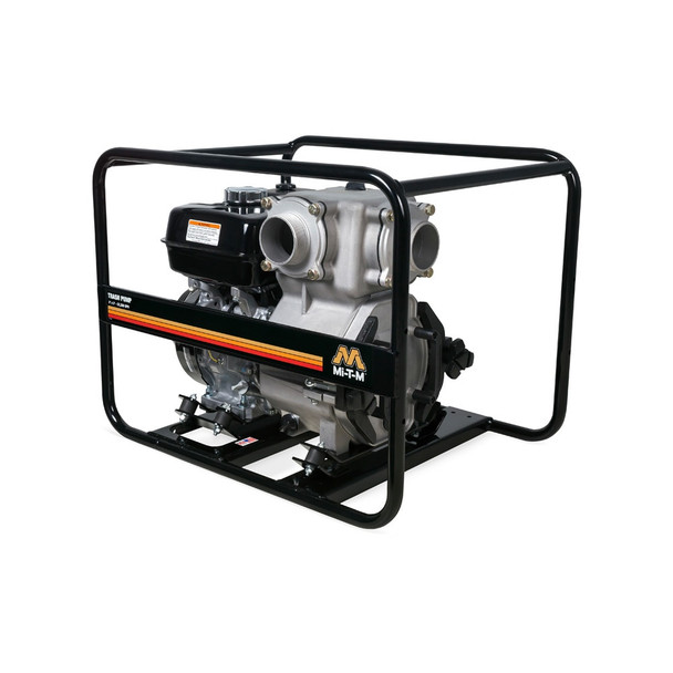 WTP-T03-0MGH 3-Inch Trash Pump by Mi-T-M