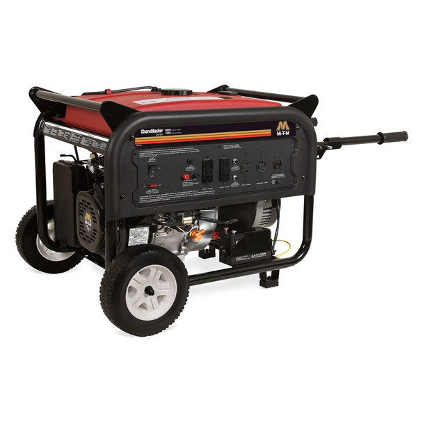 8000-Watt Gasoline ChoreMaster® Series Generator  by Mi-T-M