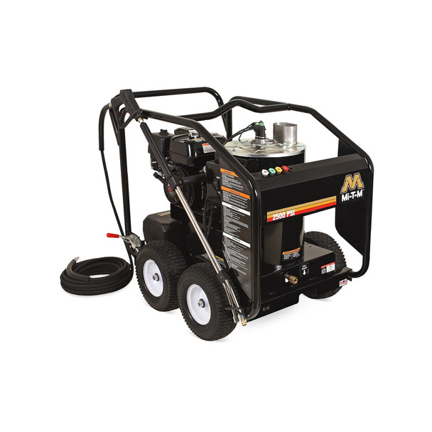 HSP Series Gasoline Direct Drive by Mi-T-M
