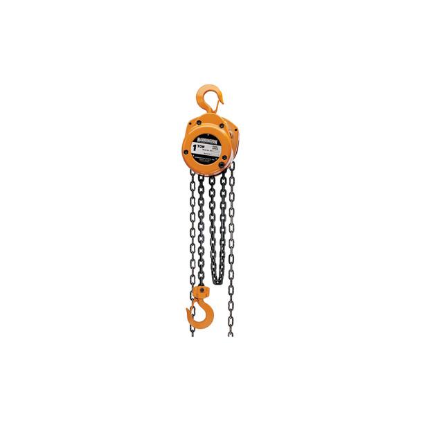 CF010-10 Hand Chain Hoist by Harrington