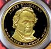 2010-S PROOF JAMES BUCHANAN PRESIDENTIAL DOLLAR