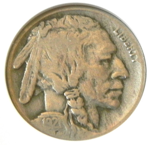 1921-S NGC FINE 15 BUFFALO NICKEL - Better Date!