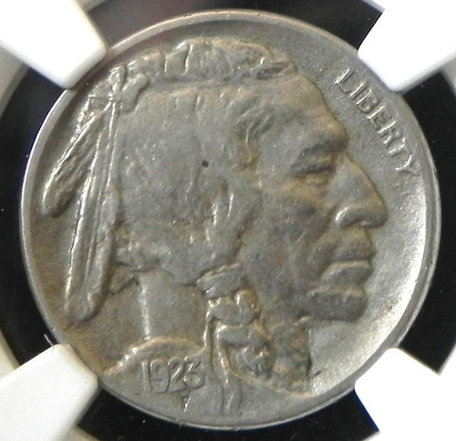 1923-S NGC VF35 BUFFALO NICKEL - Better Date!