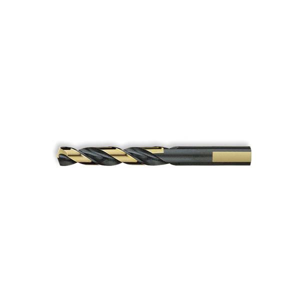 Black & Bronze Jobber Drills, High Speed Steel, 135°