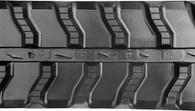 180X60X33S Romac quality rubber track for Caterpillar (CAT), JCB, Bobcat, Takeuchi, John Deere, Case and Kubota skid steer and mini excavator needs.