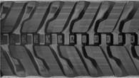 300X52.5WX90D2|Romac quality rubber track for Caterpillar (CAT), JCB, Bobcat, Takeuchi, John Deere, Case and Kubota skid steer and mini excavator needs.