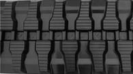 350X52.5X90T|Romac quality rubber track for Caterpillar (CAT), JCB, Bobcat, Takeuchi, John Deere, Case and Kubota skid steer and mini excavator needs.