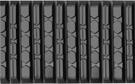 457X101.6X51 Romac quality rubber track for Caterpillar (CAT), JCB, Bobcat, Takeuchi, John Deere, Case and Kubota skid steer and mini excavator needs.