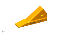 22F. Romac. H&L style standard bucket tooth for a 220 series, takes a 22FP flex pin. Quality aftermarket G.E.T. (bucket teeth) for Caterpillar (CAT), JCB, Bobcat, Takeuchi, John Deere, Case, Komatsu, Kubota and many others including manufacturers such as ESCO, Hensley, H&L for all your backhoe, loader, skid steer, grader, scraper and excavator bucket tooth (teeth) needs. Quality aftermarket G.E.T. (bucket teeth) for Caterpillar (CAT), JCB, Bobcat, Takeuchi, John Deere, Case and Komatsu