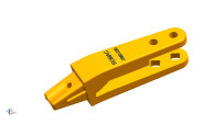 X860-220. Romac. Hensley style weld on, John Deere scraper adapter for a 220 series bucket tooth. Quality aftermarket G.E.T. (bucket teeth) for Caterpillar (CAT), JCB, Bobcat, Takeuchi, John Deere, Case, Komatsu, Kubota and many others including manufacturers such as ESCO, Hensley, H&L for all your backhoe, loader, skid steer, grader, scraper and excavator bucket tooth (teeth) needs.