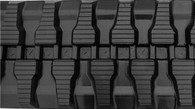 300X52.5WX82T|Romac quality rubber track for Caterpillar (CAT), JCB, Bobcat, Takeuchi, John Deere, Case and Kubota skid steer and mini excavator needs.