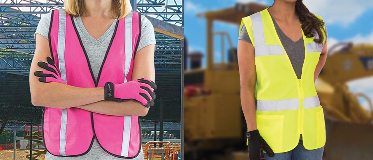 High-Vis Safety Vests