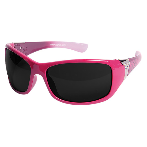 Edge Civetta Aurora Series Women's Safety Glasses - Pink Lace