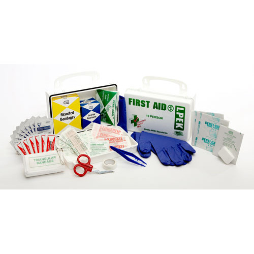 Economy Series 10-Person First Aid Kit