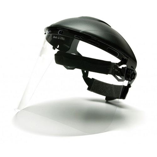 Replacement Plastic Visor for Pyramex Clear Face Shield - S1010