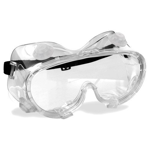 Rugged Blue Anti-Fog Economy Goggles