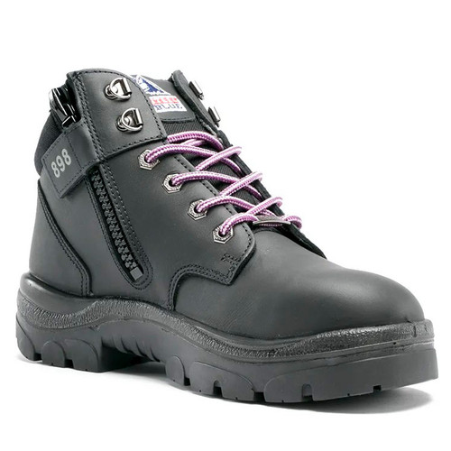 Steel Blue Ladies Parkes Zip Steel Toe Boot - SG_SB812898W