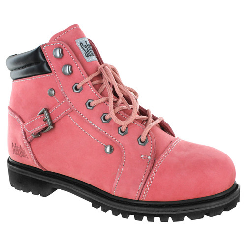 Safety Girl Fusion Work Boot - Pink