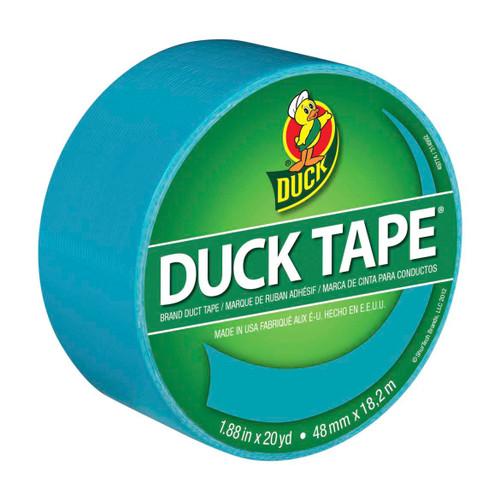 Duck 1.88 in x 20 yd Aqua Duct Tape