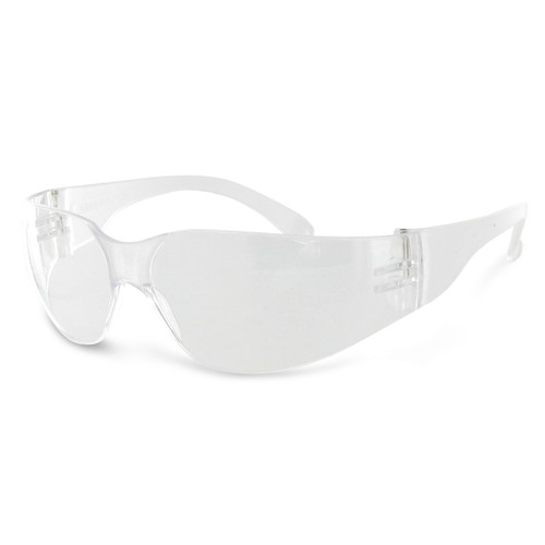 Radians Mirage Small Safety Glasses - Clear Lens