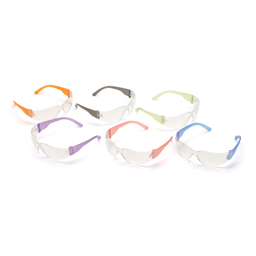 Pyramex Intruder Multi-Colors Safety Glasses - Case of 12
