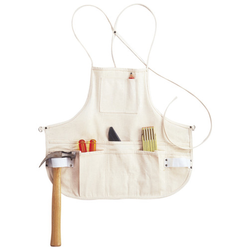 CLC Canvas Bib Apron - C10