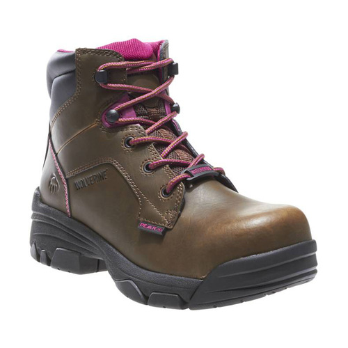 Wolverine Merlin Waterproof Composite Toe Boots - W10383