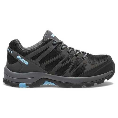 Wolverine Women's Fletcher Low Carbonmax Toe WP Hiking Shoes - W10580