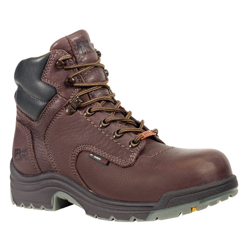 "Timberland PRO Women's 6"" Waterproof TiTAN Alloy Safety Toe Boots - 53359"