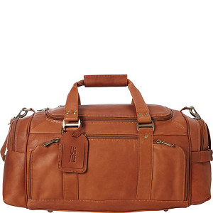 Ultimate Leather Duffel
