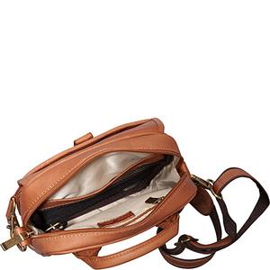 Classic iPad Leather Man Bag