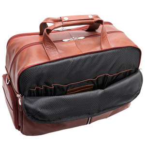 Avondale Leather Duffel Bag