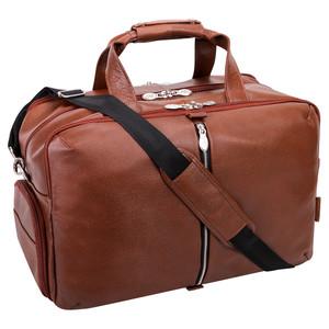 Avondale Leather Duffel Bag
