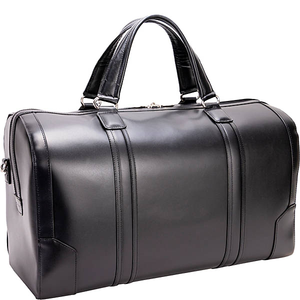 Kinzie Carry-All Leather Travel Duffel