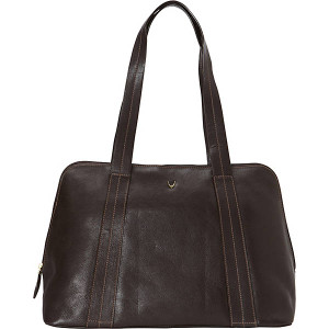 Cerys Leather Multi- Compartment Tote