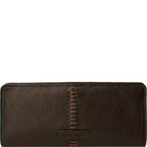 Stitch Bifold Leather wallet